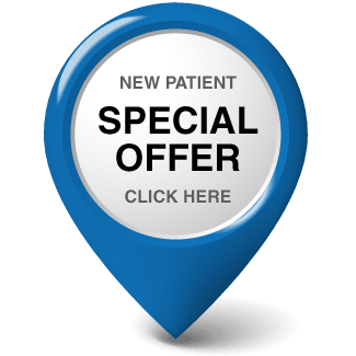 New Patient Special Offer Blue Drop